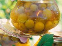 Eingeweckte Mriabellen Rezept