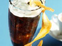 Eiskaffee mit Zitrone und Rum Rezept