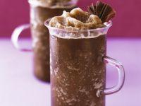 Eiskalter Mokka-Minz-Shake Rezept