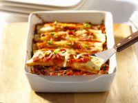 Enchiladas mit Fleischfüllung Rezept