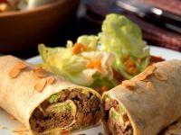 Enchiladas mit Hackfleischfüllung Rezept