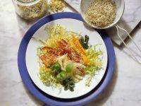 Endivien-Gemüsesalat Rezept