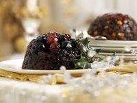 Englischer Christmas Pudding Rezept