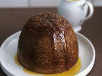 Englischer Gewürzpudding