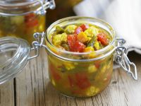 Englisches Senfgemüse (Piccalilli) Rezept