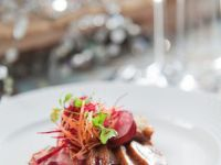 Entenbrust mit Pflaumen-Rotweinsauce Rezept