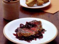 Entrecôte mit Rotwein-Schalotten Rezept