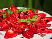 Erdbeer-Carpaccio-Rezepte