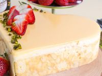 Erdbeer-Griess-Sahnetorte Rezept mit VERPOORTEN ORIGINAL