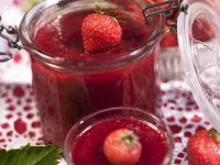 Erdbeer-Ingwer-Konfitüre Rezept