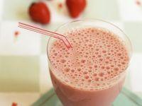 Erdbeer-Kefir-Shake Rezept