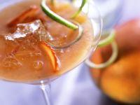 Erdbeer-Mango-Drink Rezept
