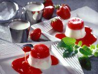 Erdbeer-Pannacotta Rezept