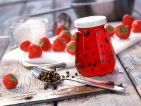 Erdbeer-Pfeffer-Gelee Rezept