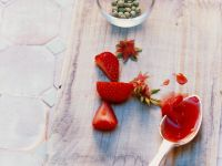Erdbeer-Pfeffer-Marmelade Rezept