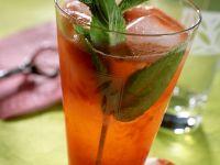 Erdbeer-Rum-Drink Rezept