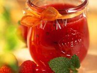 Erdbeer-Zitronen-Konfitüre
