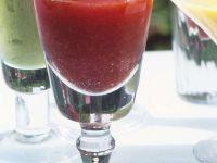 Erdbeercocktail Rezept