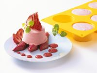 Erdbeerparfait