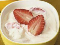 Erdbeerquark Rezept