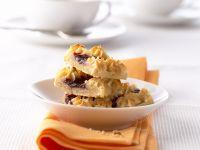 Erdnussbutter-Marzipan-Kuchen Rezept