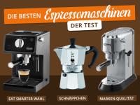 Die besten Espressomaschinen