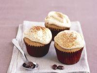 Espressomuffins mit Mascarpone-Topping Rezept