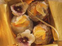 Exotische Kürbismuffins Rezept