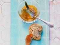 Exotische Mangomarmelade mit Ingwer Rezept