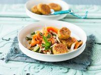 Falafel mit Salat Rezept