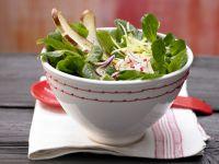 Feldsalat nach bayrischer Art Rezept