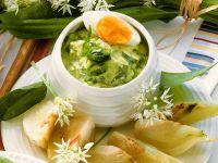 Fenchel mit Avocado-Bärlauch-Sauce Rezept