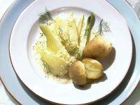 Fenchel mit Kartoffeln Rezept