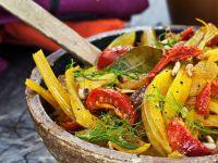 Fenchel-Tomatengemüse Rezept