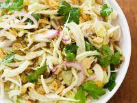 Fenchelsalat mit Rosinen Rezept