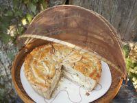 Feta-Kräuter-Kuchen Rezept
