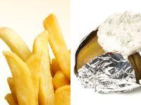 Die große Fett-Tabelle: Diese Lebensmittel können Sie ersetzen