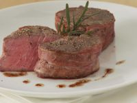 Filet Mignon garen Rezept