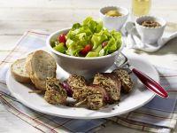 Filet-Spieße in Dijon-Senf-Marinade Rezept