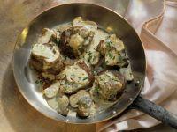 Filet vom Hirschkalb mit Steinpilzen Rezept