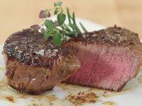 Filetsteaks vom Rind Rezept