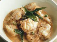 Fisch Curry nach Malabar-Art (Indien) Rezept