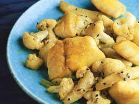 Fisch-Gemüsecurry Rezept