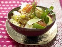 Fisch-Kokos-Curry Rezept
