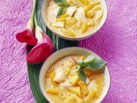 Fisch-Kürbis-Curry mit Kartoffeln Rezept