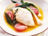 Fisch mit Gemüse Rezept