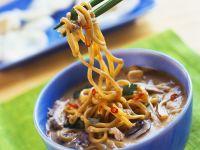 Fisch-Nudel-Curry Rezept