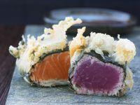 Fisch-Tempura Rezept