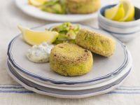 Fischbuletten mit Tatarensoße Rezept