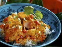 Fischcurry auf indische Art Rezept